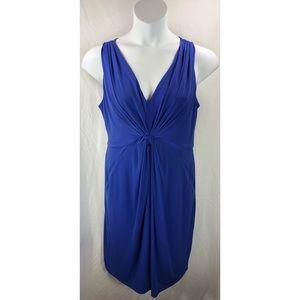 Lauren Ralph Lauren blue short sleeve dress 5171